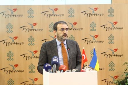 Офіс з питань культури та інформації Посольства Туреччини в Україні взяв участь в туристичній виставці UITT 2016