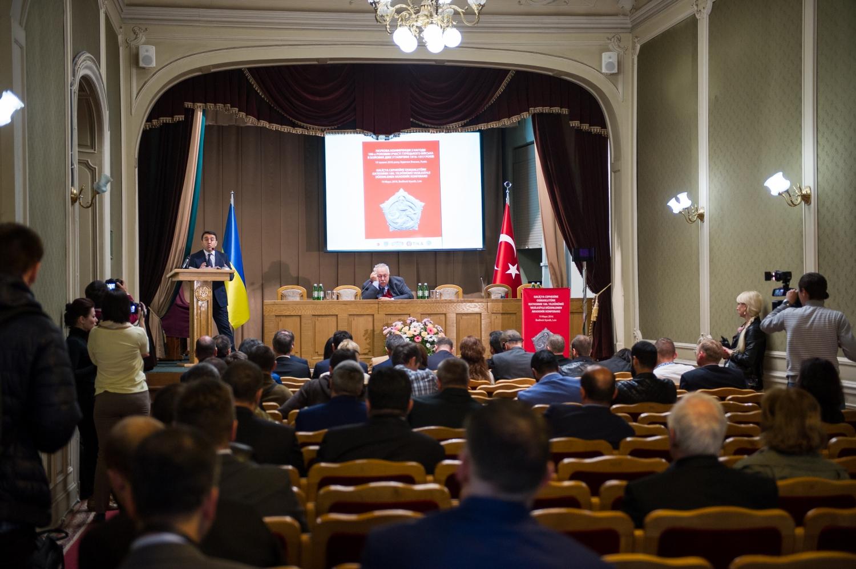 Наукова конференція з нагоди 100-ої річниці участі османського війська в бойових діях на Галичині у 1916-1917 роках