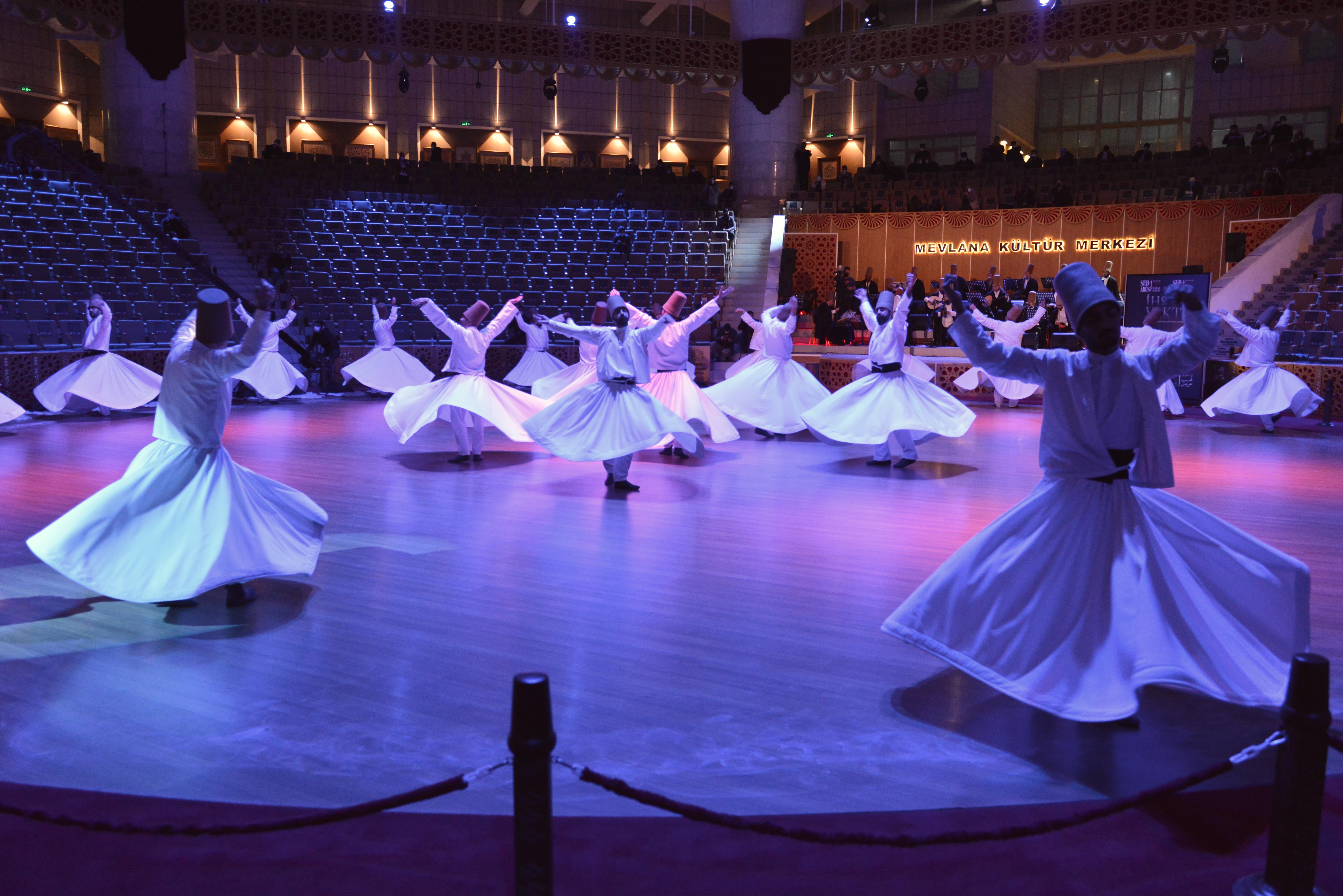 У місті Конья в Туреччині відбувся другий етап церемоній Шеб-і Арус