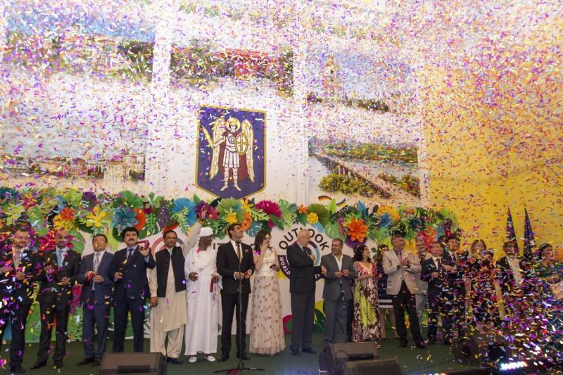 Фестиваль культур народів світу OUTLOOK WORLD CULTURE FESTIVAL