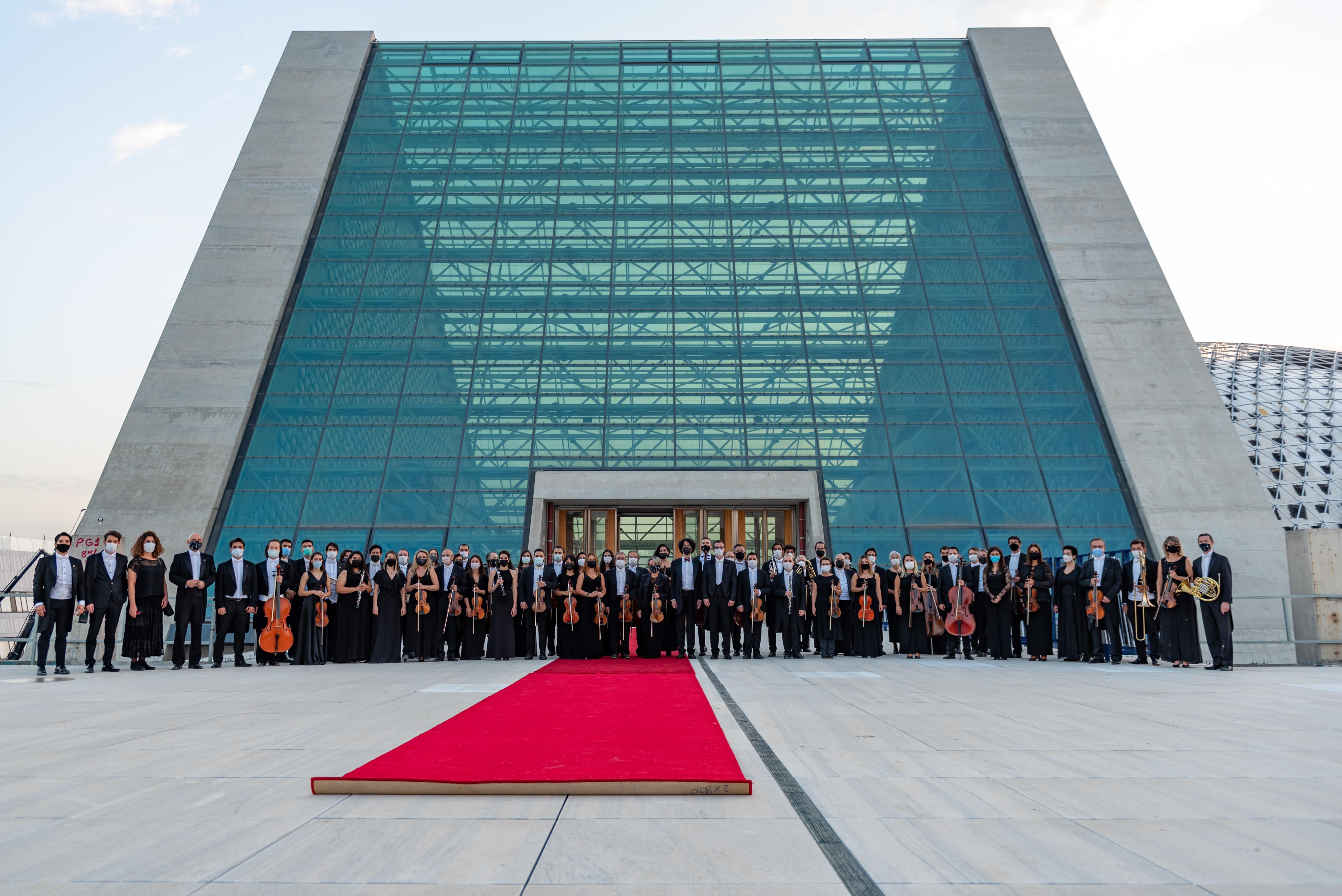 У столиці Туреччини відкриють високотехнологічний концертний зал