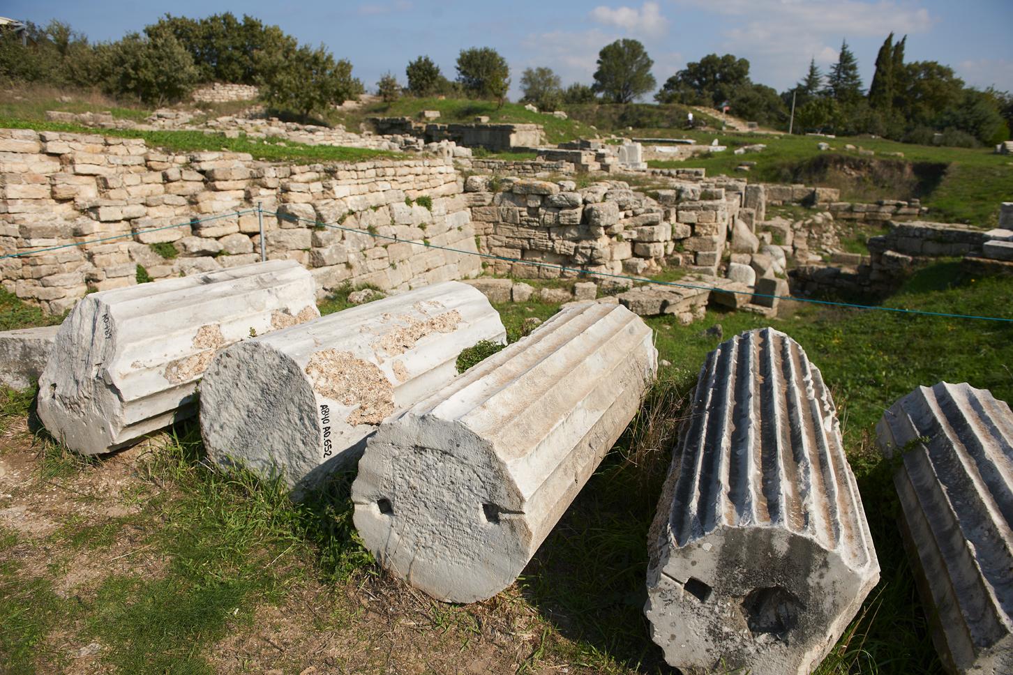 Рік Трої в Туреччині