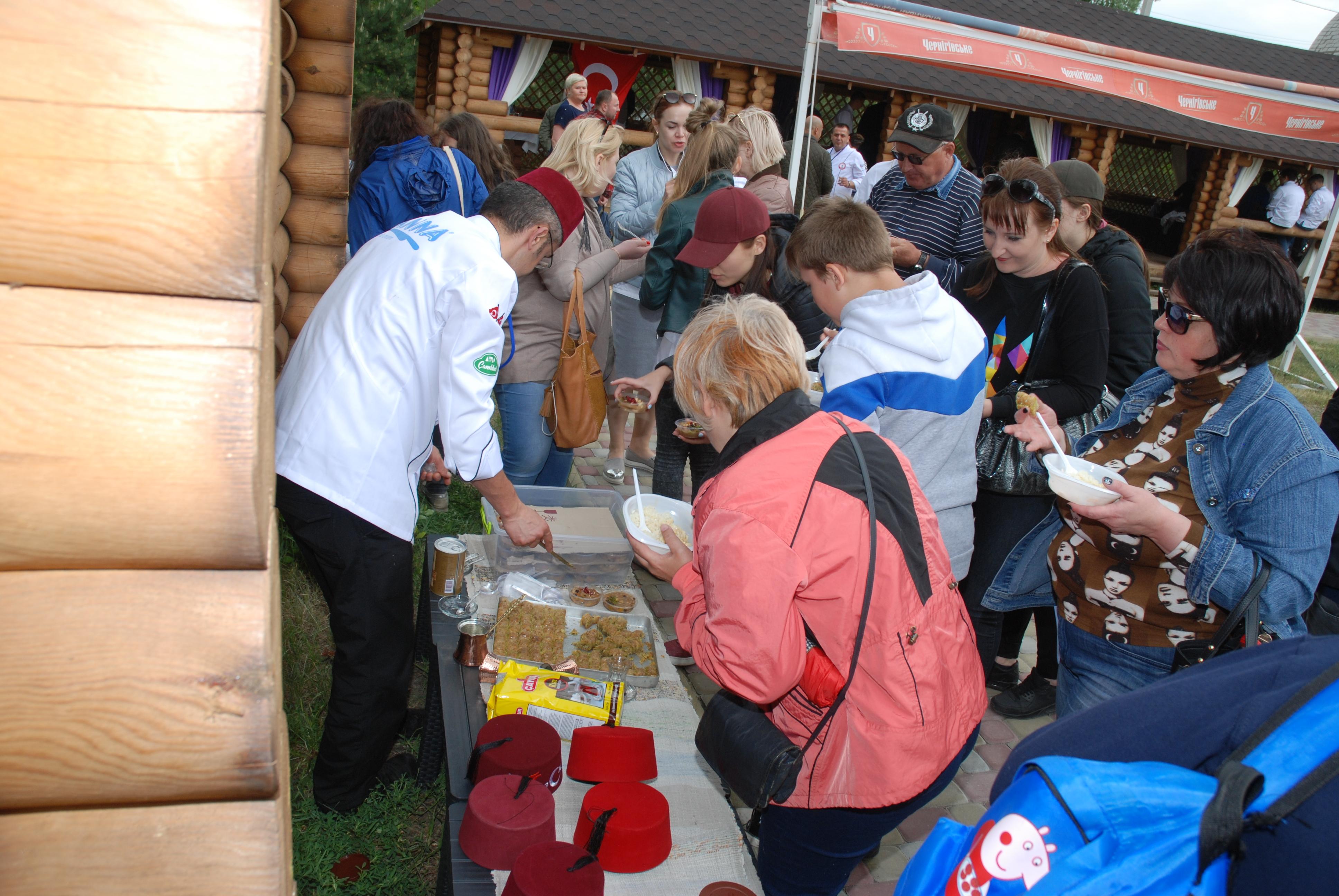 Фестиваль Османської кухні у Харкові