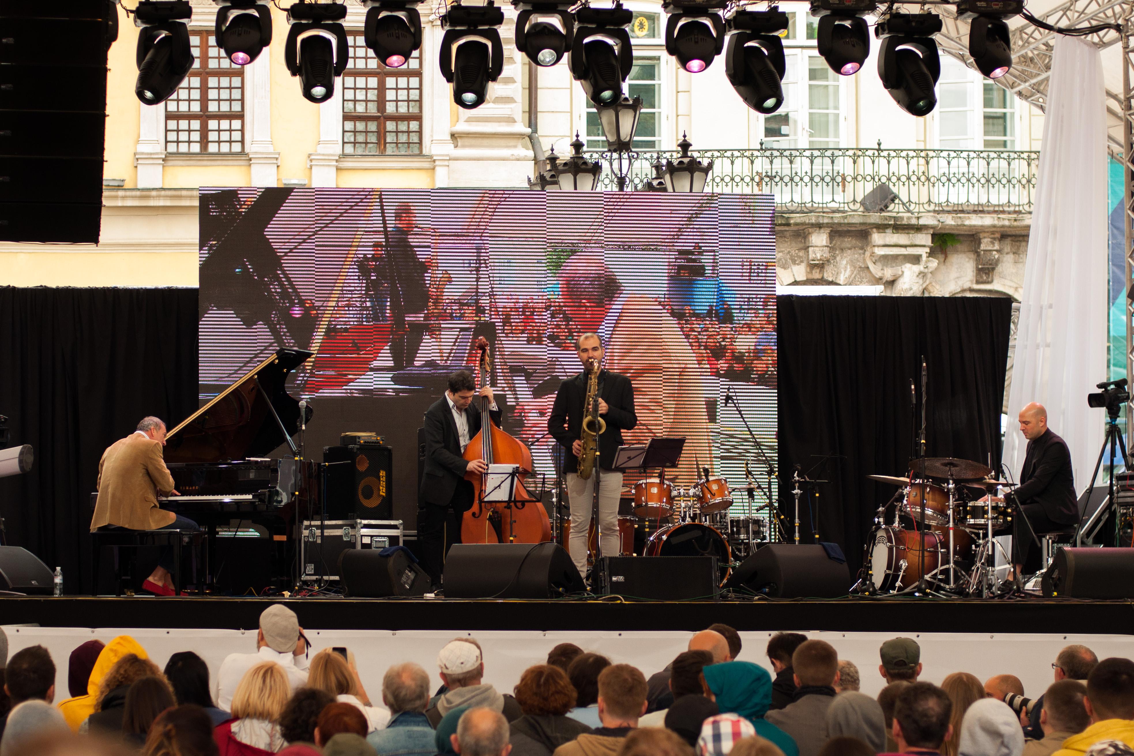 VIII міжнародний джазовий фестиваль Leopolis Jazz Fest 2018 у Львові