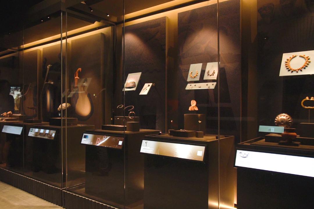 У стамбульському еаропорту відкрився історичний музей
