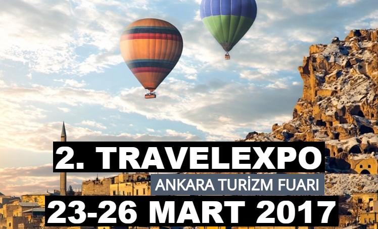 У березні відбудеться виставка туризму TRAVELEXPO ANKARA в Туреччині
